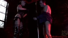 An Exotic Dancer Takes Charge