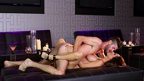 Crazy Sex In VIP Section